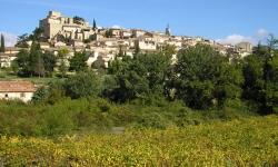 Village d'Ansouis