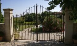 Portail du Vignoble en Luberon