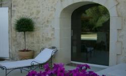 Terrasse du Vignoble en Luberon
