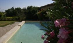 Piscine du Vignoble en Luberon